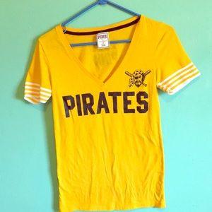 Victoria Secret Pink MLB Pirates shirt